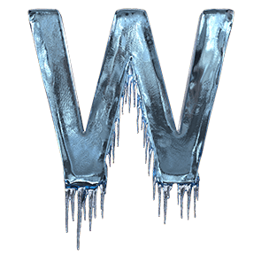 Creative Frozen Typeface