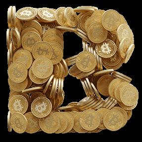 Bitcoin Digital Typeface